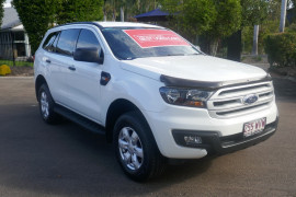 Ford Everest Wagon UA