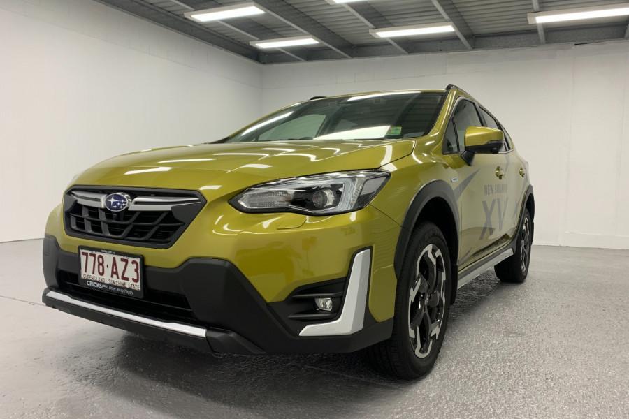 2020 Subaru Xv Image 3