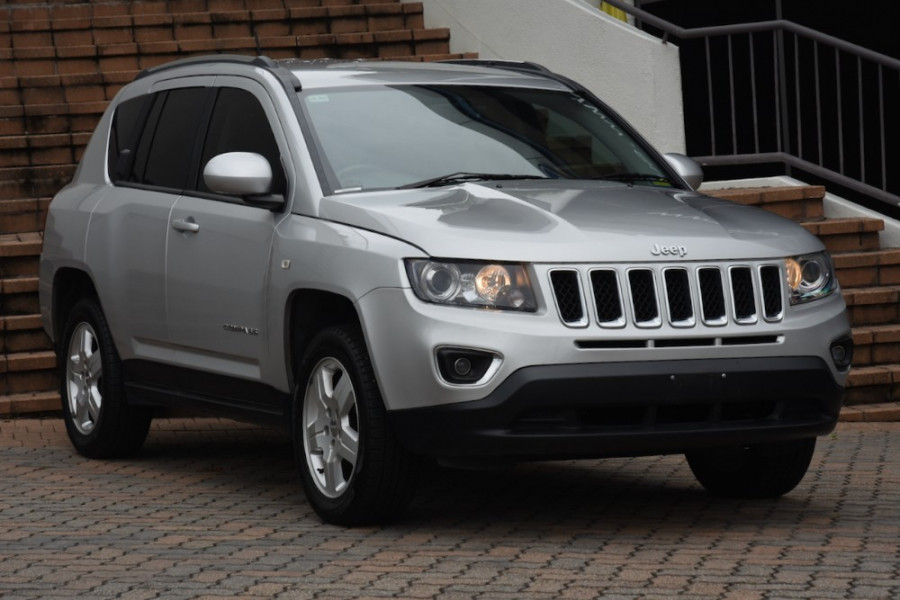 2013 MY14 Jeep Compass MK MY14 North Suv Image 1