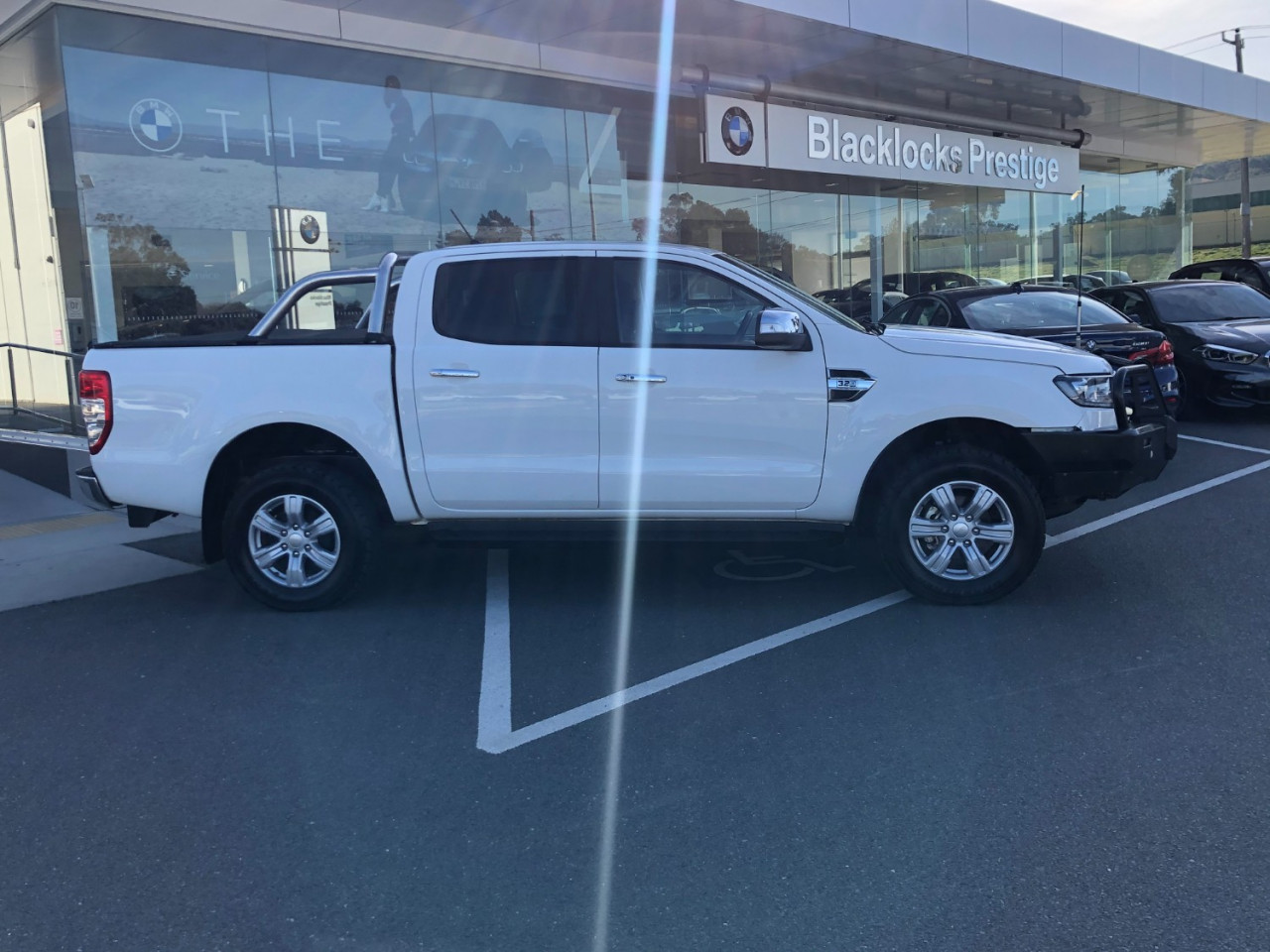 2019 Ford Ranger PX MKIII 2019.00MY XLT Utility Image 4