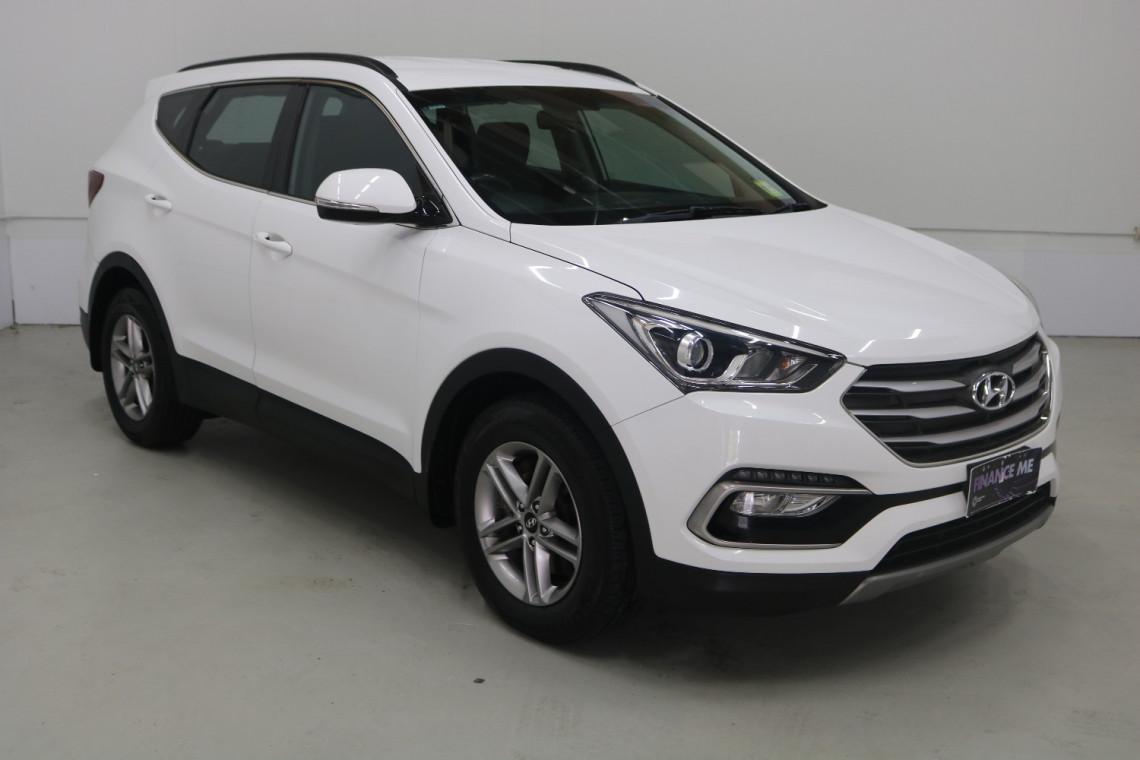 2017 MY18 Hyundai Santa Fe DM4 MY18 ACTIVE Suv Image 3