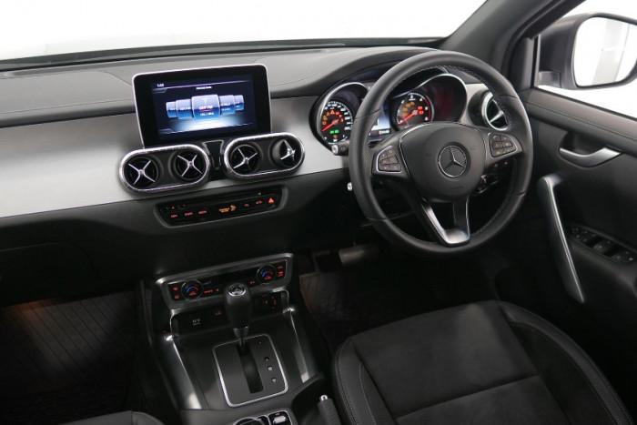2018 Mercedes-Benz X Class Ut