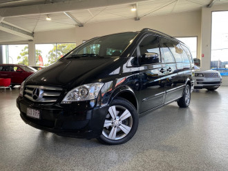2011 Mercedes-Benz Viano 639 MY11 BlueEFFICIENCY Wagon
