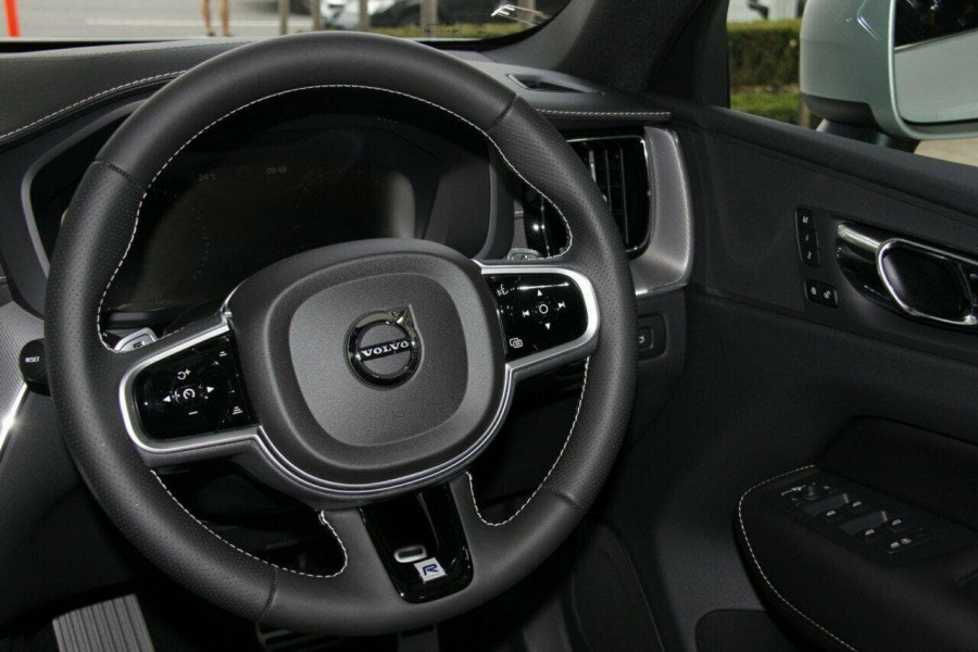 2018 Volvo XC60 UZ D5 R-Design Suv Mobile Image 6