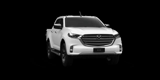 2020 MY21 Mazda BT-50 TF GT 4x4 Pickup Utility Mobile Image 5