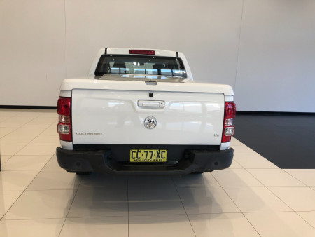 2014 Holden Colorado RG Turbo LS 4x4 dual cab Image 5