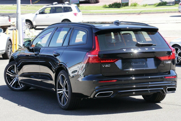 2019 MY20 Volvo V60 F-Series T8 R-Design Wagon Image 4
