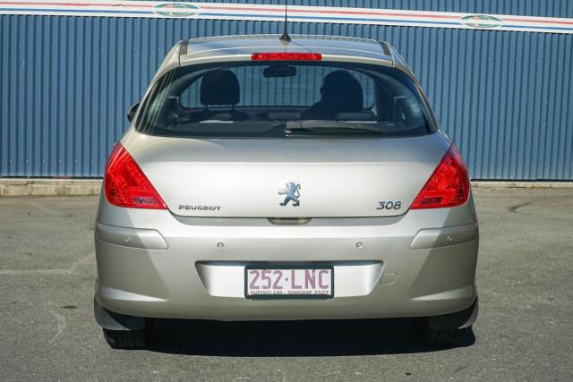 2008 Peugeot 308 T7 XSE Hatchback Image 2