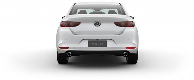 2021 Mazda 3 BP G20 Touring Sedan Sedan Mobile Image 15