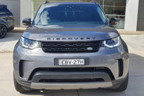 2017 Land Rover Discovery 4 SERIES 5 L462 MY17 TD6 Wagon