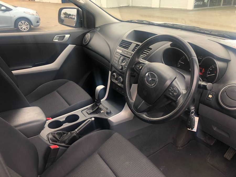2014 Mazda BT-50 UP0YF1 XTR Utility - dual cab