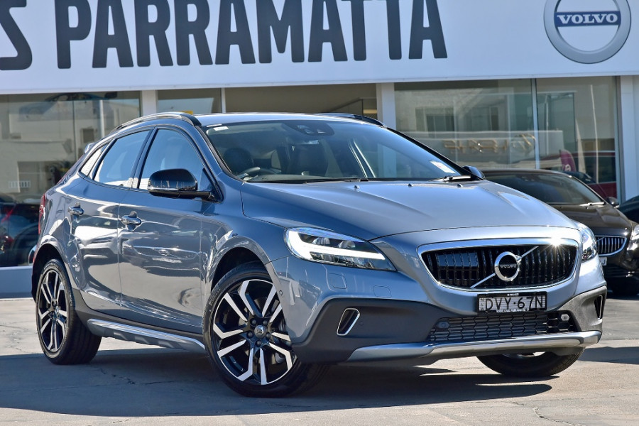2017 Volvo V40 Cross Country D4 Inscription For Sale Volvo Cars