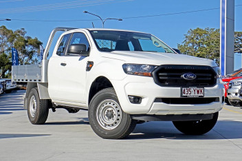 Ford Ranger 4x2 XL Super Cab Chassis Hi-Rider PX MkIII