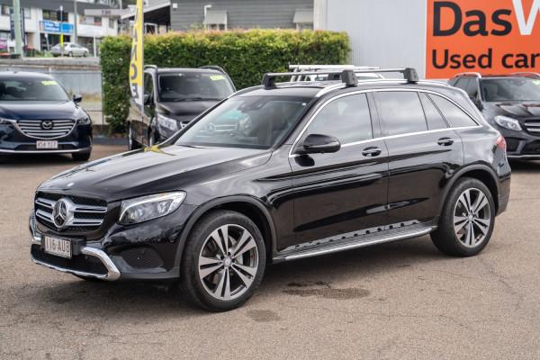 2016 Mercedes-Benz Glc-class X253 GLC250 d Wagon Image 3