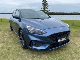 2019 MY20.25 Ford Focus SA Titanium Hatch Image 2