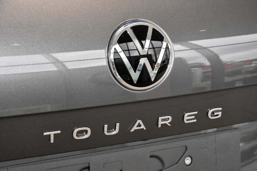 2020 MY21 Volkswagen Touareg CR 210TDI R-Line Suv Image 29