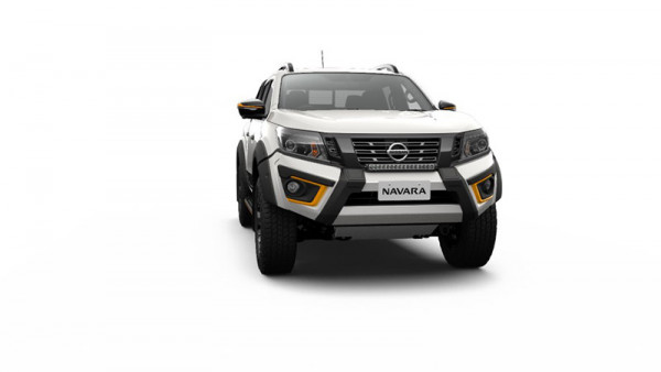 2020 Nissan Navara D23 Series 4 N-TREK Warrior Utility