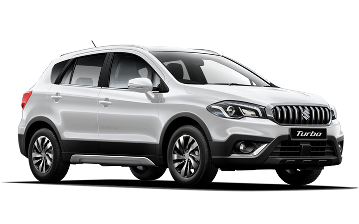 2020 Suzuki S-Cross JY GLX Turbo Hatchback