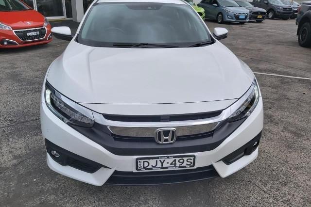 2016 Honda Civic VTi-LX