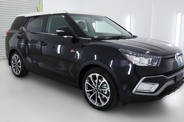 2019 SsangYong Tivoli XLV Ultimate 1 of 26