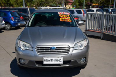 2007 Subaru Outback 3GEN MY08 Premium Pack Suv Image 4