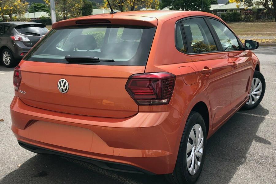 2018 MY19 Volkswagen Polo AW Trendline Hatchback