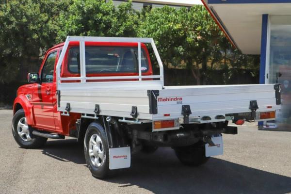 2019 Mahindra Pik-Up Single Cab 4x2 S6 Cab Chassis Cab chassis Image 4