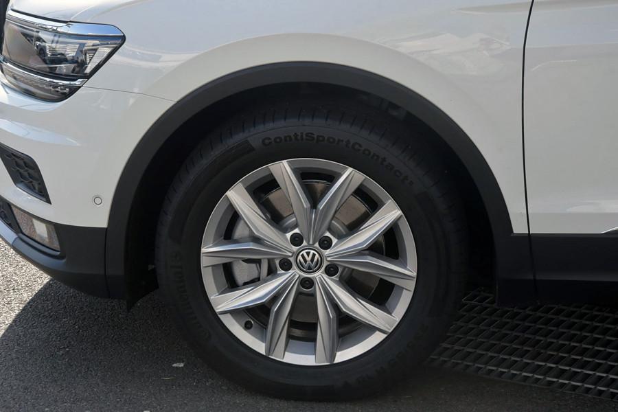 2019 Volkswagen Tiguan 5N Comfortline Suv Image 5