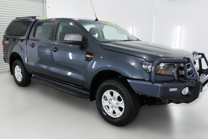 2016 Ford Px Ranger Xls P PX MkII XLS Utility Image 1