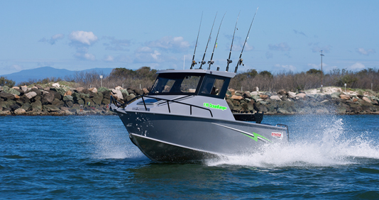 739 Ocean Ranger HT Options