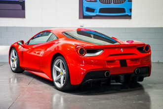 2016 Ferrari 488 Gtb F142 Coupe