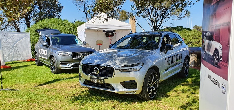 Volvo Cars Brighton proudly supports the Bright n Sandy Festival 2020