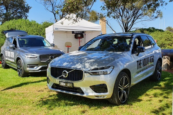Volvo Cars Brighton proudly support the Bright n Sandy Festival 2020