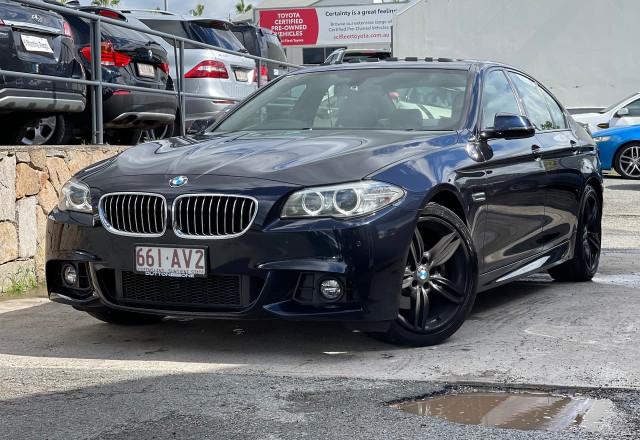 2015 BMW 5 Series F10 LCI 520d M Sport Sedan