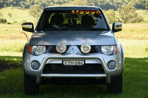 2008 Mitsubishi Triton ML MY08 GLX-R Utility Image 3