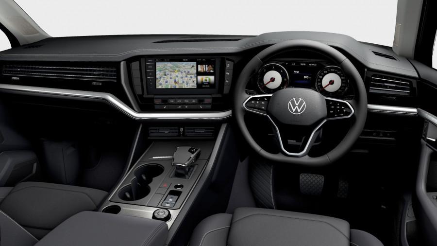 2021 Volkswagen Touareg CR 170TDI Suv Image 8