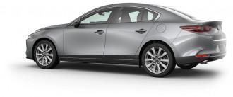 2021 Mazda 3 BP G20 Evolve Sedan Sedan image 19