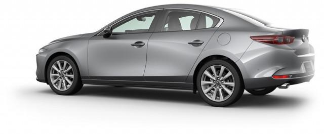 2021 Mazda 3 BP G20 Evolve Sedan Sedan Mobile Image 19