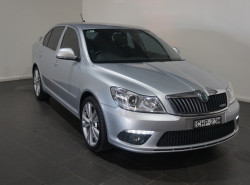 Skoda Octavia RS 147TSI 1Z Turbo