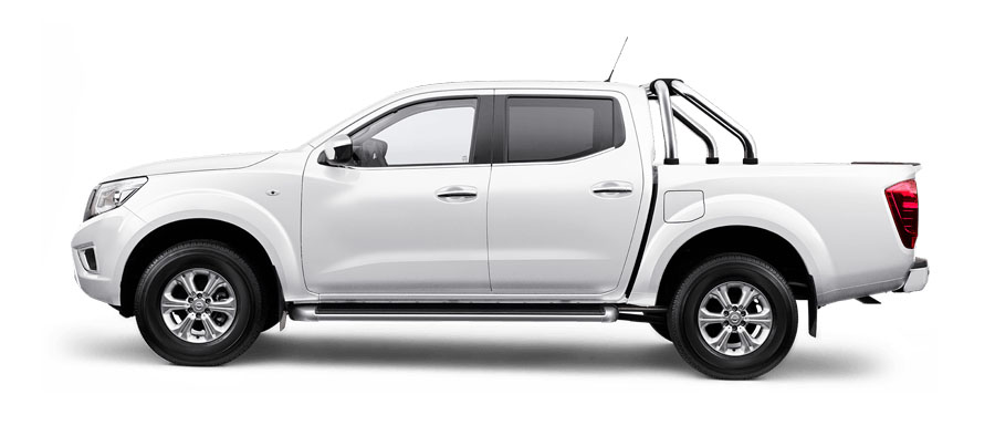 2020 Nissan Navara D23 Series 4 ST 4x4 Dual Cab Pickup Utility crew cab