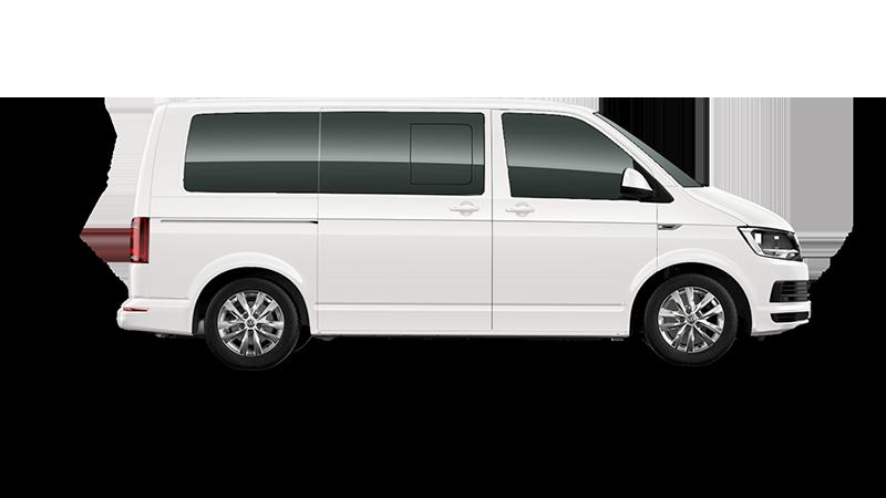 Multivan Comfortline SWB TDI340 7 Speed DSG