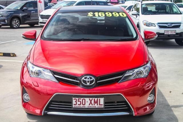 2013 Toyota Corolla ZR