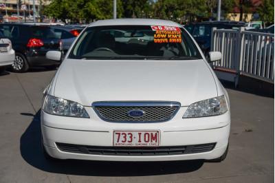 2003 Ford Fairmont BA Sedan Image 3