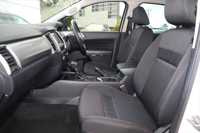 2019 Ford Ranger PX MkIII MY19.75 XLT Utility Image 8