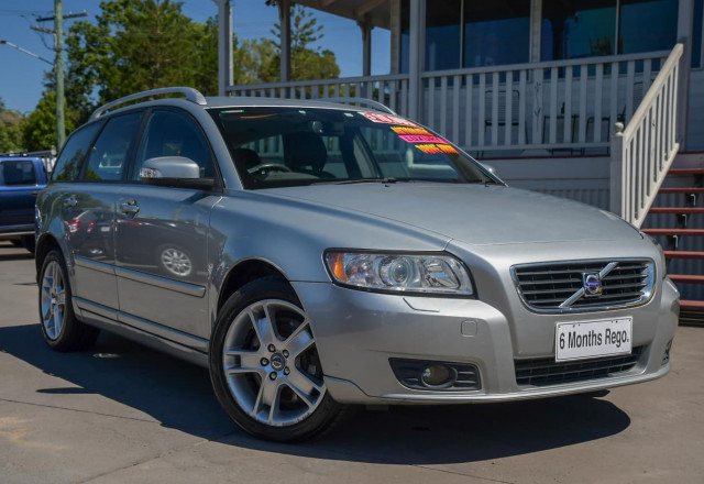 2010 Volvo V50 (No Series) MY11 T5 S Wagon