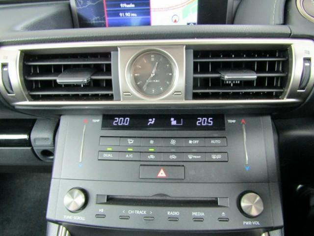 2014 Lexus IS GSE30R IS250 Luxury Sedan Mobile Image 16