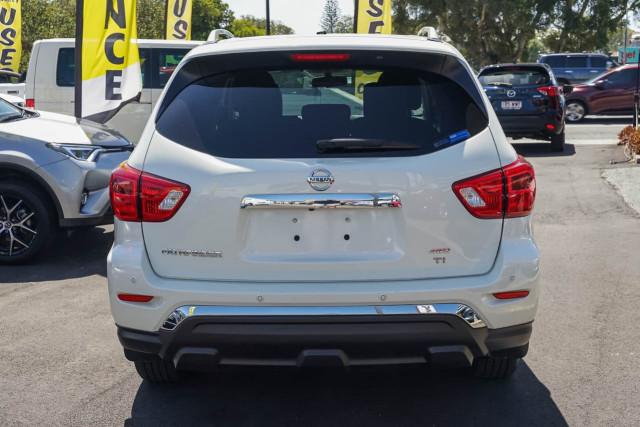 2018 Nissan Pathfinder R52 Series II MY17 Ti Suv Image 2