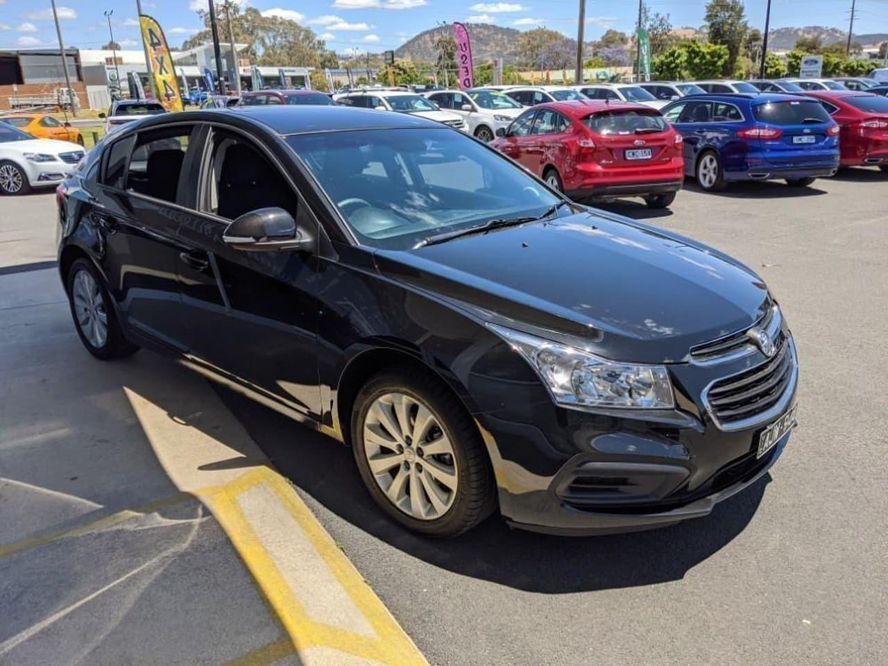 2016 Holden Cruze JH SERIES II MY16 EQUIPE Hatch