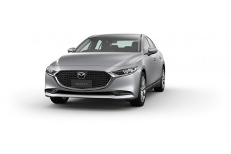 2020 Mazda 3 BP G20 Touring Sedan Sedan Image 3