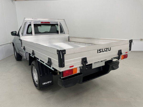2021 Isuzu UTE D-MAX RG SX 4x2 Single Cab Chassis Cab chassis Image 4